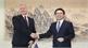 Mỹ - Hàn nhất trí hợp tác chặt chẽ trong các dự án liên Triều