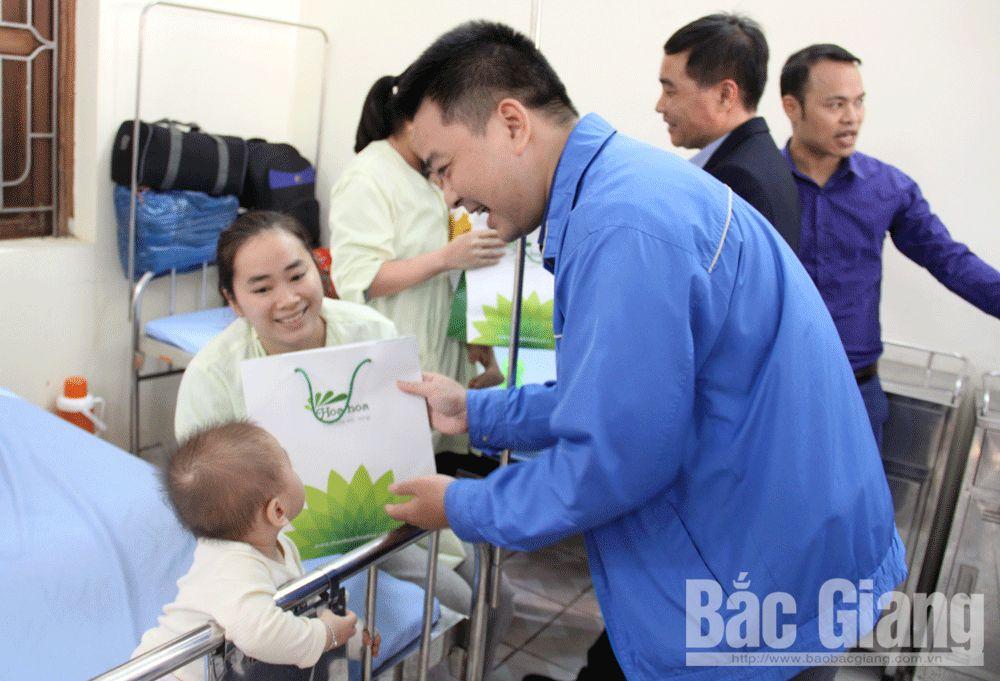 Bắc Giang, quà Tết cho người nghèo, Hội Liên hiệp Phụ nữ, Hội Doanh nhân trẻ tỉnh
