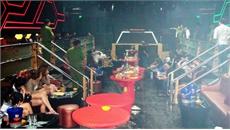 Tây Ninh: Đột kích quán bar phát hiện hàng chục thanh niên dương tính với ma túy