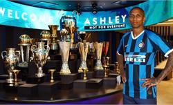 """""""Máy chạy"""" của MU gia nhập Inter Milan"""