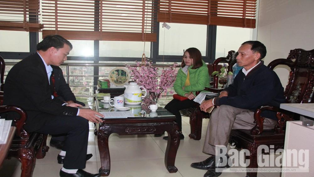 Sở Ngoại vụ Bắc Giang, hỗ trợ gia đình nạn nhân tử vong ở Trung Quốc, đưa hài cốt nạn nhân về nước