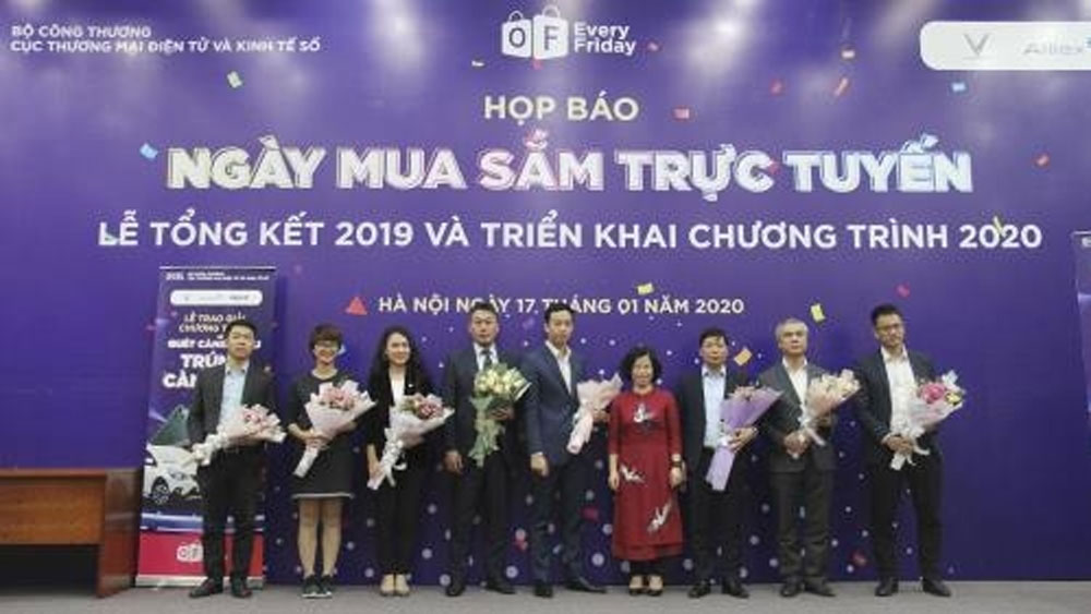 Online Friday 2020 to promote Vietnamese goods