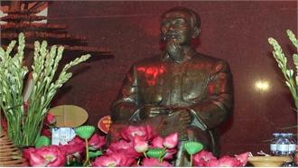 Thủ tướng Nguyễn Xuân Phúc và lãnh đạo Đảng, Nhà nước dâng hương tưởng niệm Chủ tịch Hồ Chí Minh