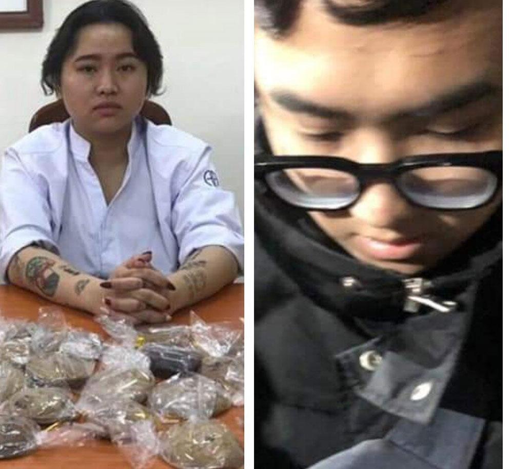Hà Nội, Khởi tố, 2 đối tượng, mua bán loại bánh có chất cần sa, Nguyễn Lan Hương, Hoàng Minh Quang