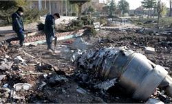 Vụ máy bay chở khách của Ukraine rơi tại Iran: Hộp đen máy bay sẽ được chuyển giao cho Ukraine