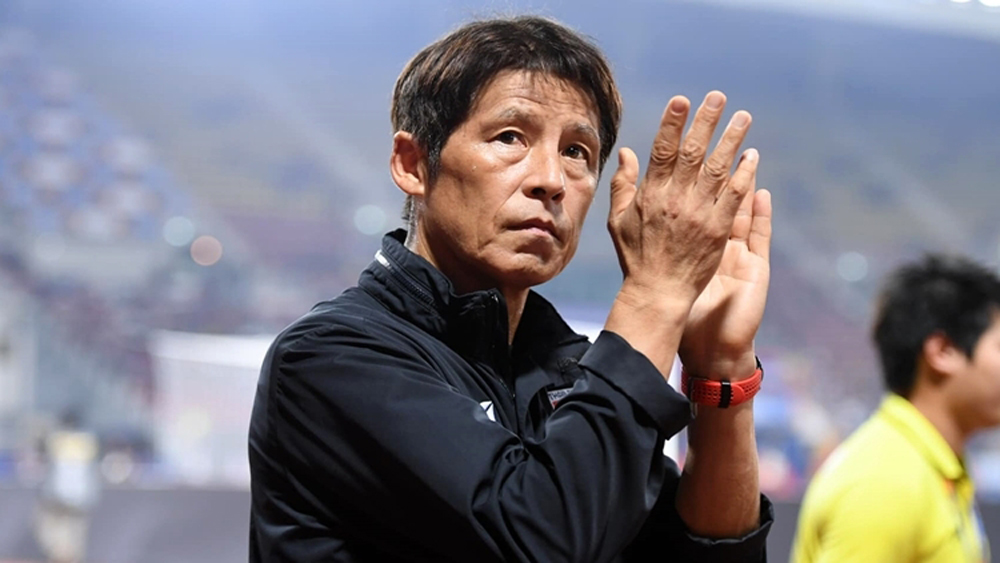 Nishino: 'Thái Lan đã chơi bóng có bản sắc'