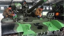 Lữ đoàn Xe tăng 203: Đón xuân trên tháp pháo
