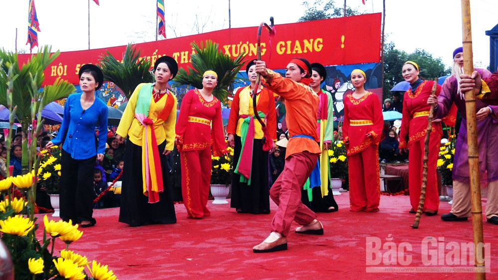 Chiến thắng Xương Giang qua mộc bản triều Nguyễn