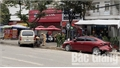 Tai nạn liên hoàn ở TP Bắc Giang