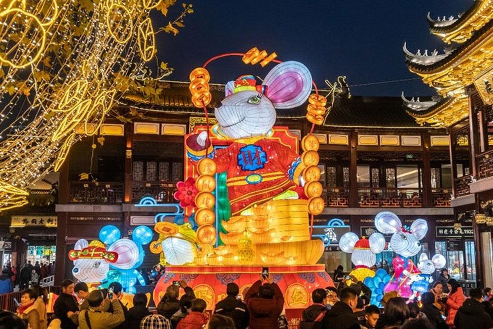 Người dân khắp thế giới, chuẩn bị đón Tết, đón năm mới âm lịch