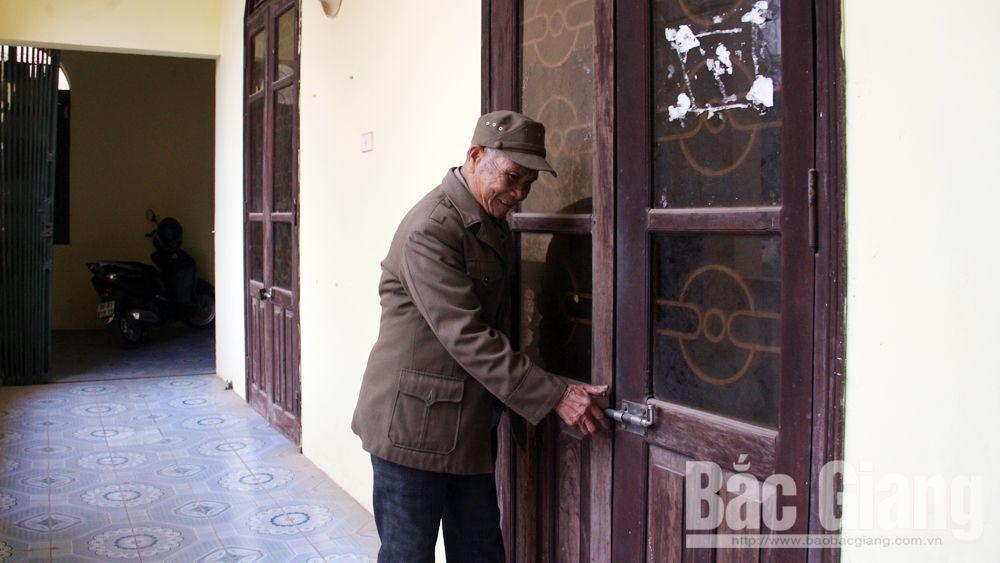 kiểm tra công vụ, Lạng Giang, Yên Dũng