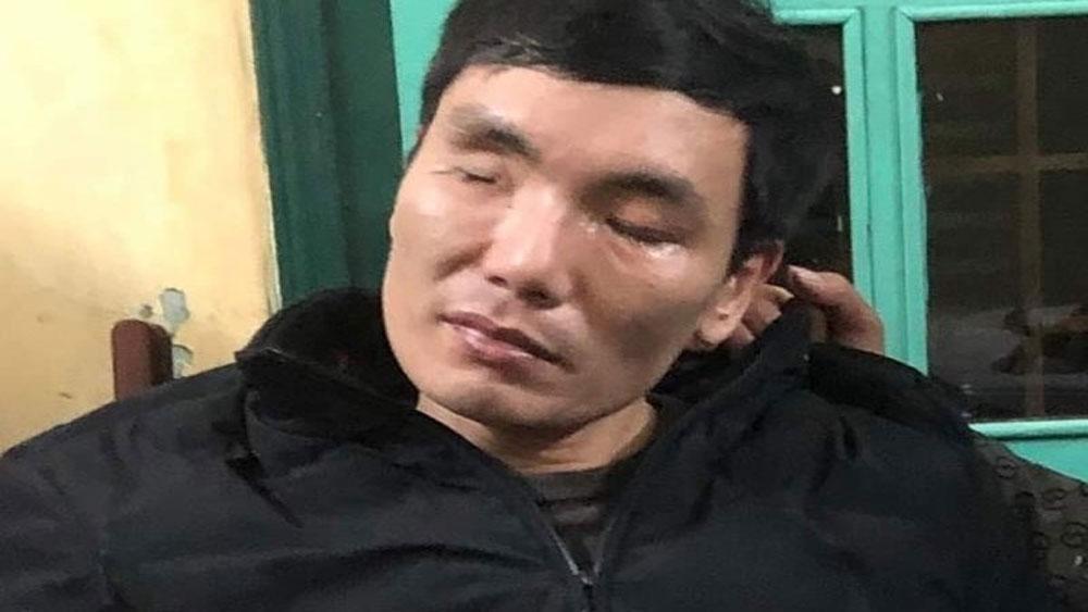 Sau khi sát hại cụ ông hàng xóm ở Hưng Yên, nghi phạm cố thủ ở nhà nạn nhân