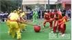 Bac Giang Museum reenacts Moc Cau ritual and folk games