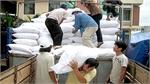 Six localities get rice aid