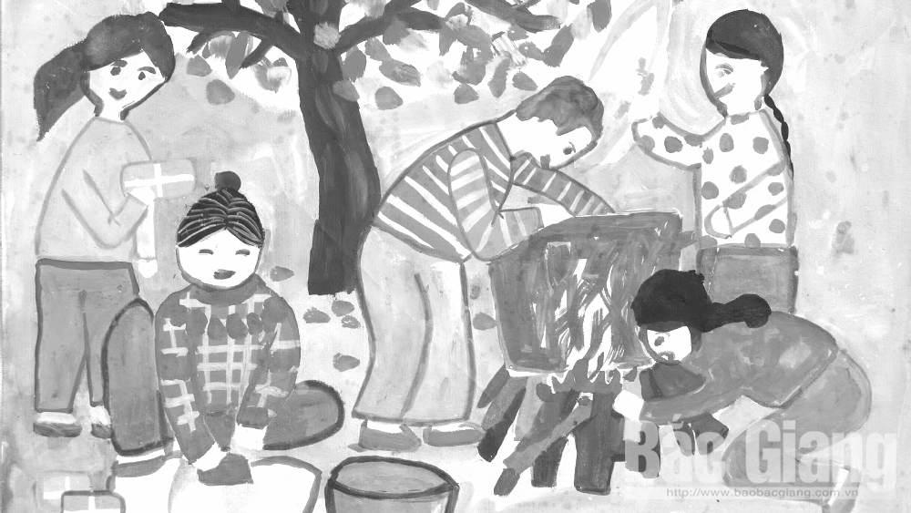 Những ngày xưa ấy… Tết Nguyên đán, gia đình, yêu thương