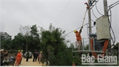 Yên Thế: Đóng điện 9 trạm biến áp trước Tết Nguyên đán Canh Tý 2020
