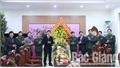 Bí thư Tỉnh ủy Bùi Văn Hải thăm, chúc Tết một số cơ quan, doanh nghiệp trong tỉnh