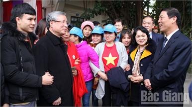 Bắc Giang phát triển toàn diện và vững chắc