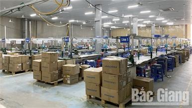 Công ty TNHH Điện tử Phú Thịnh Bắc Giang:  Hơn 100 công nhân ngừng việc yêu cầu tăng thưởng Tết  và tiền ăn ca