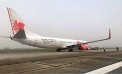 Sân bay Nội Bài xử lý an toàn tuyệt đối chuyến bay bị sự cố kỹ thuật