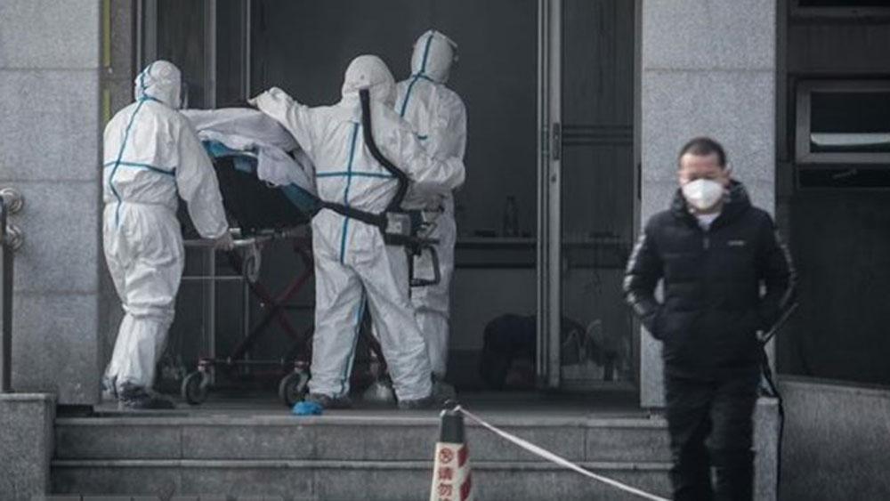 Dịch bệnh viêm phổi do virus corona, Trung Quốc, xác nhận, ca tử vong thứ 9