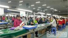 Công ty TNHH Điện tử Phú Thịnh Bắc Giang: 100% công nhân đã trở lại làm việc