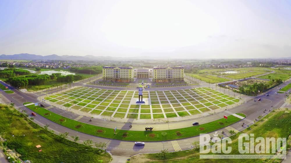 TP Bắc Giang: Tập trung đầu tư hạ tầng đô thị đồng bộ, hiện đại