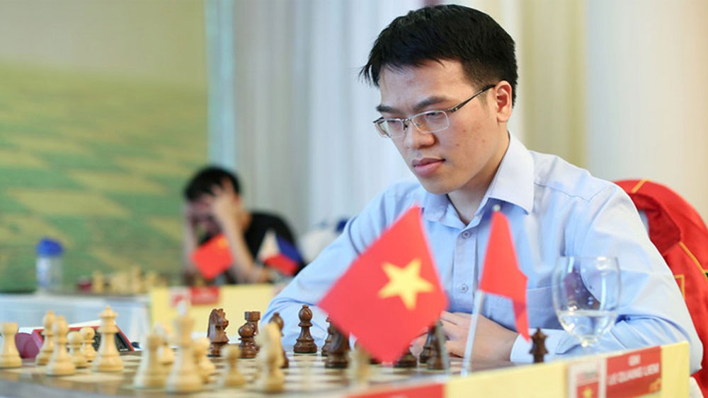 Top Vietnamese player to compete in Gibraltar Masters 2020