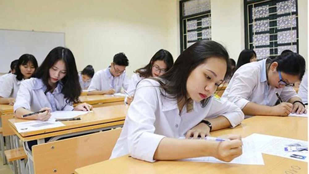 Công bố, Dự thảo,  Quy chế tuyển sinh Đại học năm 2020