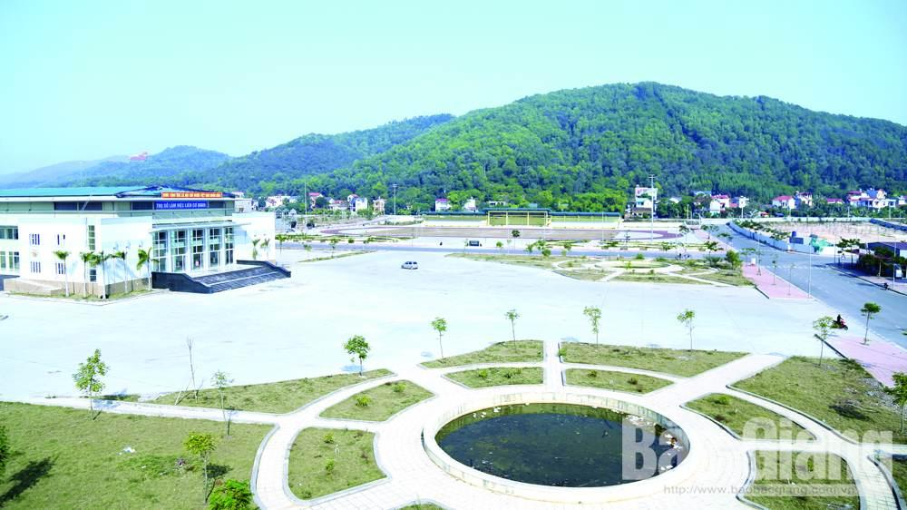 Tăng cường thu hút đầu tư phát triển đô thị, yên dũng