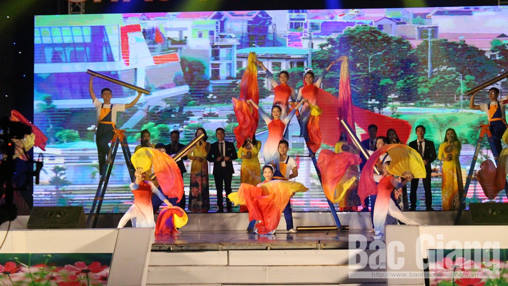 Cultural and sport events, Bac Giang province, Lunar New Year, Culture and Tourism Week, dancing exchange, festival drumming performance