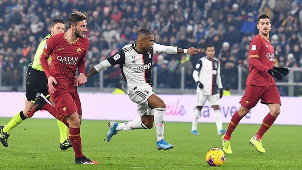 Ronaldo ghi bàn, Cristiano Ronaldo, Juventus, Roma
