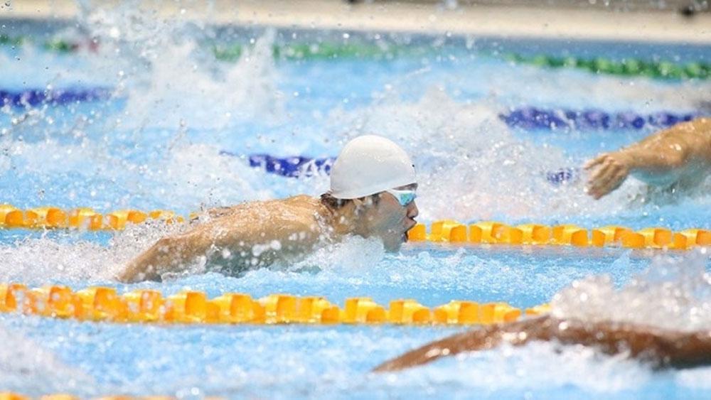 Tran Hung Nguyen, promising talent, Vietnamese swimming, Southeast Asian, well-known swimmer,  Vietnam national team