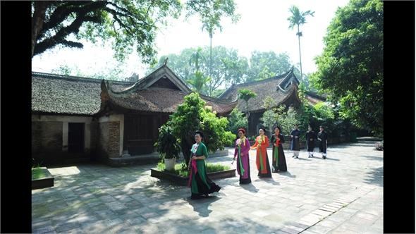 Nét xưa chùa Vĩnh Nghiêm