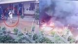 Bắc Giang: Tạm giữ đối tượng mang xăng đến nhà vợ phóng hỏa chiều 28 Tết
