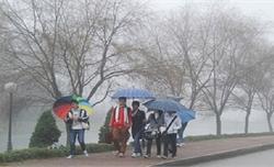 Dự báo thời tiết 30 Tết: Gió mùa đông bắc tràn về vào giao thừa gây mưa rét