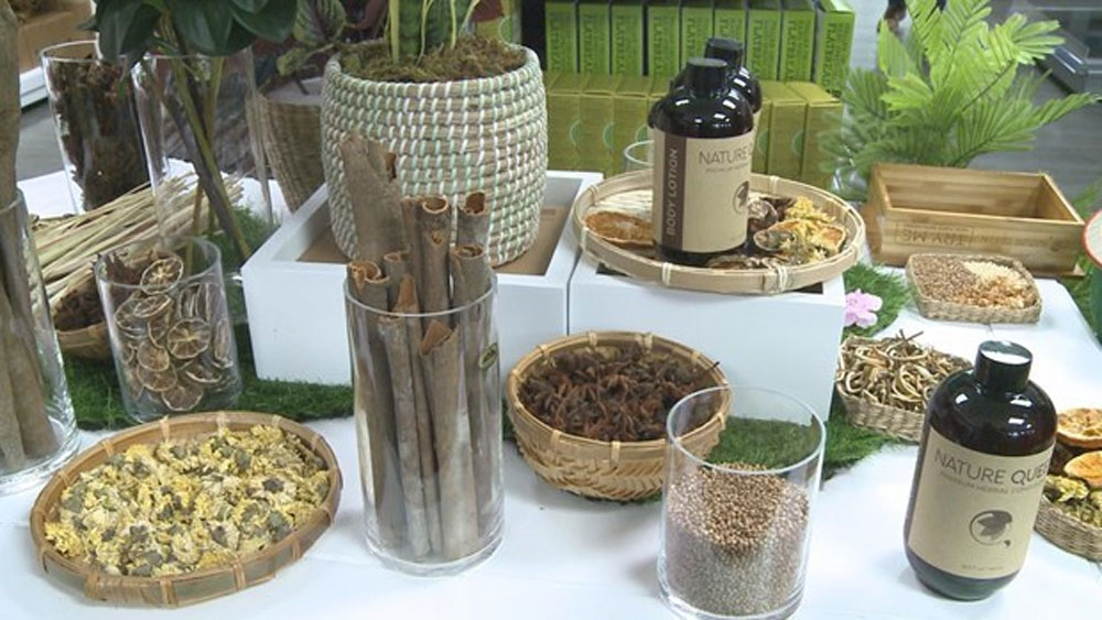 Vietnamese natural beauty products, made-in-Vietnam, natural cosmetics,  Nature Queen, United Kingdom, British consumers,  Longdan stores