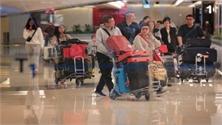Từ ngày 25-1 áp dụng khai báo y tế đối với hành khách nhập cảnh từ Trung Quốc