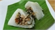Banh gio, softest rice dough dumpling