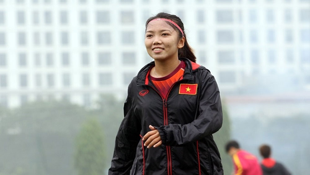 Vietnam team, Tokyo 2020 Olympics, championship titles, confident mood, Olympics Asian qualifiers, women's national football team