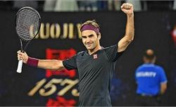 Federer thoát hiểm ở vòng ba Australia Mở rộng
