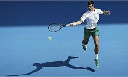 Nhiều hạt giống bị loại ở nhánh đấu của Djokovic