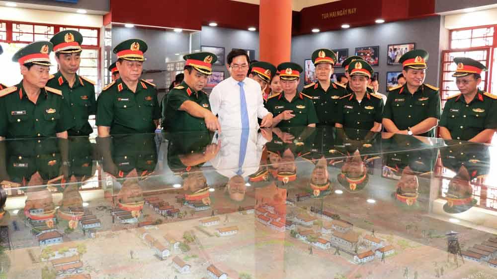 Tua Hai, 60 năm, cách mạng miền Nam, Đồng khởi, Tây Ninh