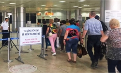 52/218 du khách từ Vũ Hán đến du lịch Đà Nẵng đã được đưa về nước