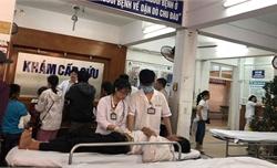 Số bệnh nhân khám, cấp cứu giảm, số ca tai nạn do pháo nổ tăng gần 34%