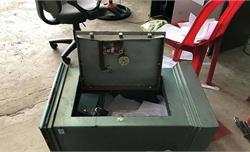 Bắt đối tượng đột nhập cạy két sắt lấy trộm gần 4 tỷ đồng ở Quảng Nam