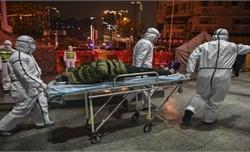 Số người chết vì viêm phổi Vũ Hán tăng lên 56