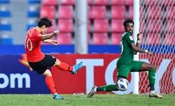 Hàn Quốc lần đầu vô địch U23 châu Á