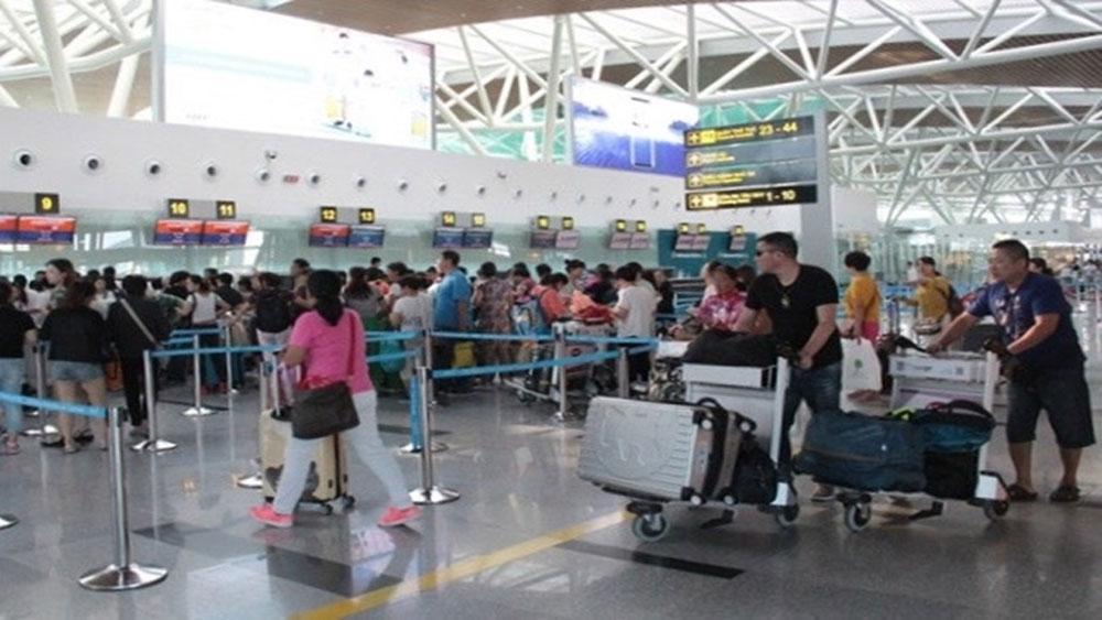 Tối 27-1, toàn bộ 218 du khách Vũ Hán, rời Đà Nẵng