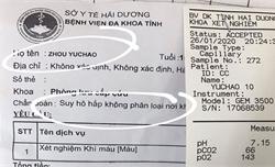 Bệnh viện Nhi TƯ đang cách ly bé trai Trung Quốc nghi nhiễm virus corona